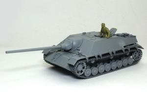 4号駆逐戦車L/70(V)ラング 組立て完了