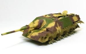 4号駆逐戦車L/70(V)ラング 迷彩塗装