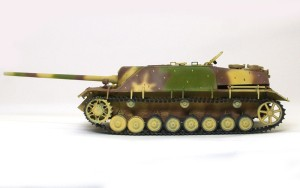 4号駆逐戦車L/70(V)ラング 足まわりの塗分け