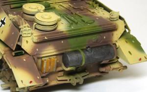 4号駆逐戦車L/70(V)ラング 細部の塗分け