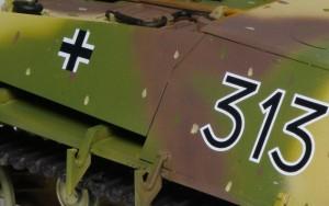 4号駆逐戦車L/70(V)ラング ツヤの調整