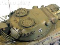 World of Tanks・レオポルト1主力戦車 1/35 イタレリ