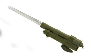 155mmカノン砲ロング・トム 砲身