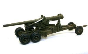 155mmカノン砲ロング・トム ドライブラシ