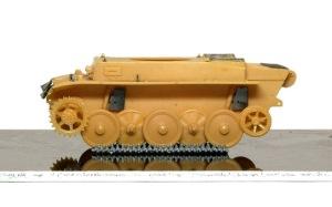 2号戦車L型ルクス 履帯の取り付け