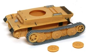 2号戦車L型ルクス ロコ組