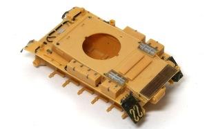 2号戦車L型ルクス OVMの組立て