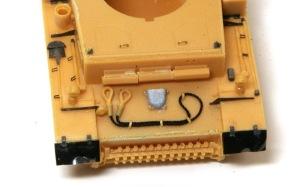 2号戦車L型ルクス 牽引ワイヤ
