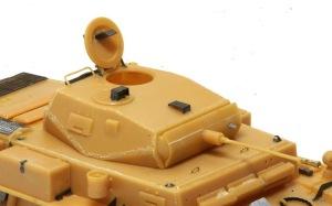 2号戦車L型ルクス 砲塔の組立て