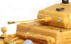 2号戦車L型ルクス 金属製フラッシュハイダーに交換