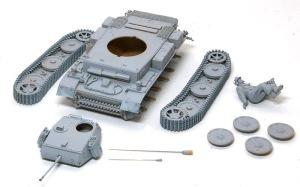 2号戦車L型ルクス サフ吹き