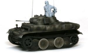 2号戦車L型ルクス 影吹き