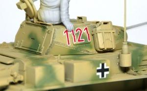2号戦車L型ルクス デカール貼り