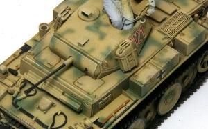 2号戦車L型ルクス ウオッシングとフィルタリング