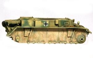 2号戦車L型ルクス 3色目をさらに追加