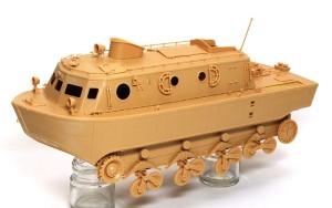 LWS後期型 船体の組立て