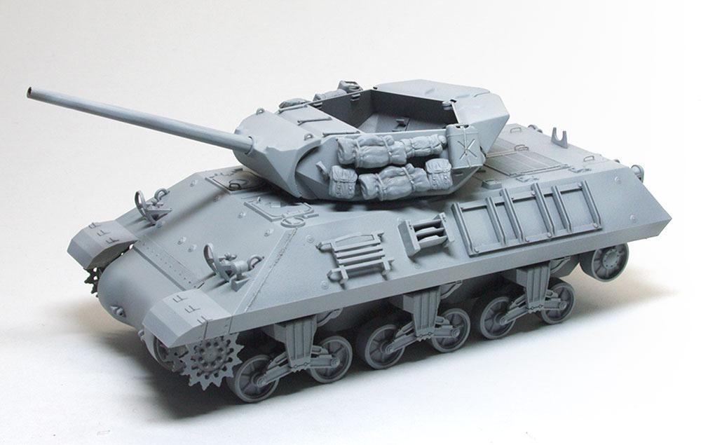 サフ吹き 駆逐戦車M10