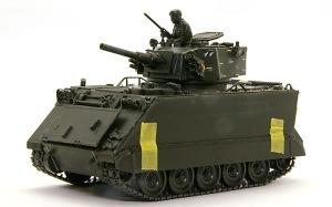 M113A1ファイヤー・サポート 組み立て完了