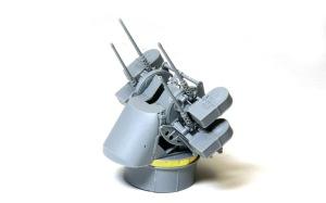 M16多連装銃搭載車 4連装対空機関銃