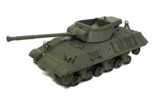 M36ジャクソン駆逐戦車 塗装