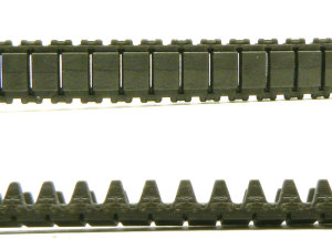 M3A1スチュアート できの良いベルト式履帯
