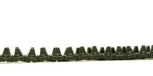 M3A1スチュアート 組み立て式履帯
