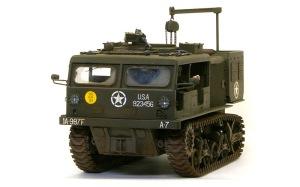 M4ハイスピード・トラクター フロントガラスの取り付け