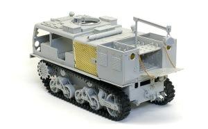 M4ハイスピード・トラクター 組み立て完了