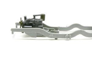 M4 88mm自走迫撃砲 エンジン