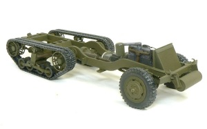 M4 88mm自走迫撃砲 履帯の組み立て その4