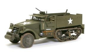 M4 88mm自走迫撃砲 塗装とデカール貼り