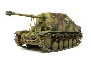 対戦車自走砲マーダー2 ウオッシング、ドライブラシ、パステル