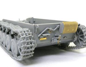 マーダー2 車体後部の組み立て
