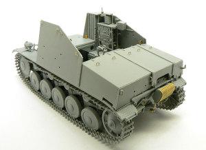 対戦車自走砲マーダー2 弾薬格納庫