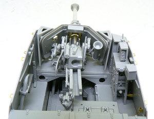 対戦車自走砲マーダー2 Pak40の組立て