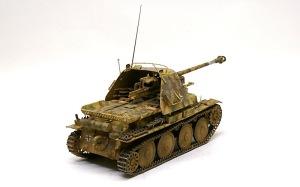 対戦車自走砲マーダー3H型 ウエザリング