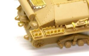 対戦車自走砲マーダー3H型 OVMの取り付け