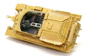 対戦車自走砲マーダー3H型 車体の組み立て完了