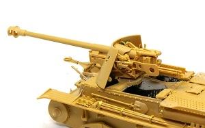 対戦車自走砲マーダー3H型 Pak40の組み立て