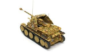 対戦車自走砲マーダー3H型 細部の塗分け