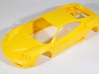 ボディの組立て フェラーリ・360モデナ