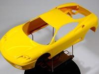 クリアコート フェラーリ・360モデナ