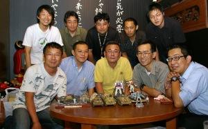 モケ盆2008 参加者