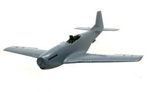 P-51Dマスタング 機体の組み立て