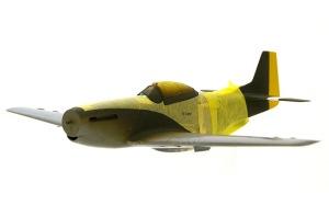 P-51Dマスタング マスキング