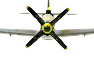 P-51Dマスタング プロペラ