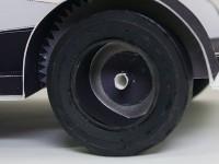 タイヤの固定 ホンダ・N ONE ペーパークラフト