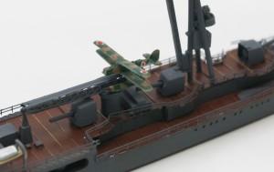 艦載機の川西・94式水上偵察機