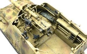 8.8cm対戦車自走砲ナスホルン チッピング