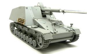 8.8cm対戦車自走砲ナスホルン 戦闘室の組立て